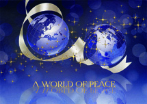 Universal Peace Holiday Cards