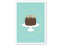 Happy Birthday to You! Birthday Greeting Card